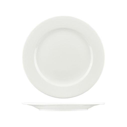 Classicware Round Plate Wide Rim