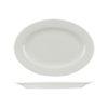 Classicware Oval Plate Wide Rim