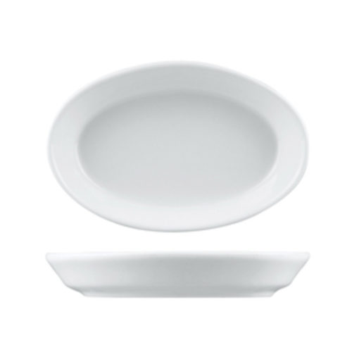Arlington Oval Coupe Dish