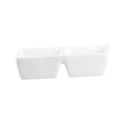 Classicware 2 Compartment Diamond Dishes