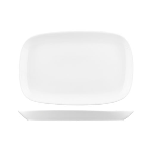 Classicware Oblong Coupe Plates