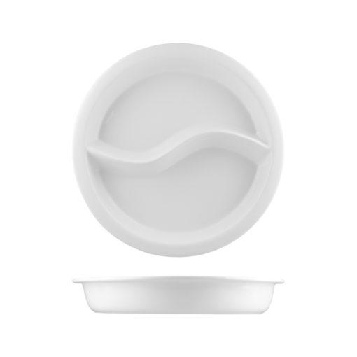 Classicware Ying Yang Food Pan