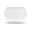 Classicware Rounded Sides Rectangular Plates