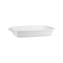 Classicware Ribbed Baking Dishes