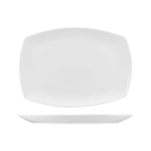 Classicware Curved Rectangular Platters