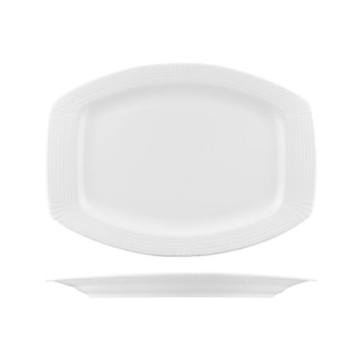 Classicware Oblong Platters - Art Deco