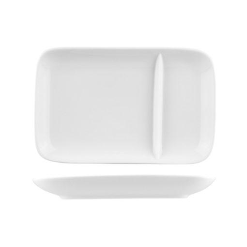 Classicware Divided Rectangular Plate