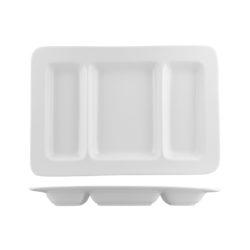 Classicware 3 Compment Rectangular Plate