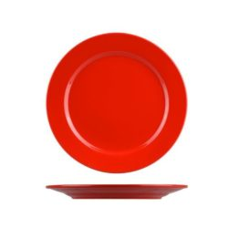 Healthcare Coloured Round Plates