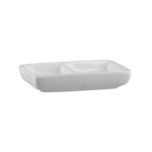 Classicware Multi-Compartment Sauce Dishes