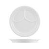 Classicware 3 Divided Round Plate