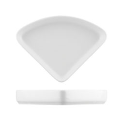 Classicware Triangular Dish