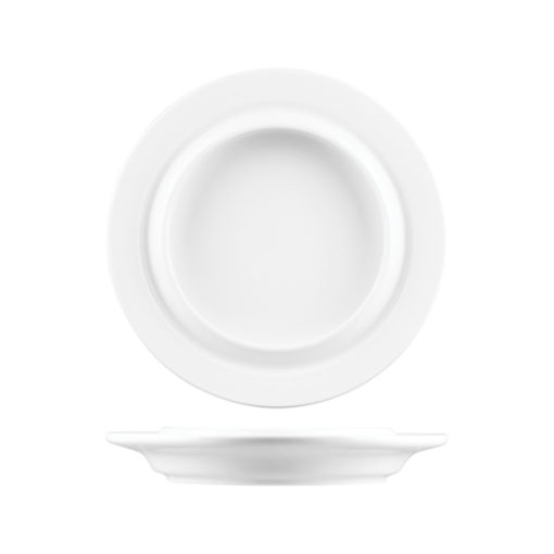 Classicware Elavated Rim Plate