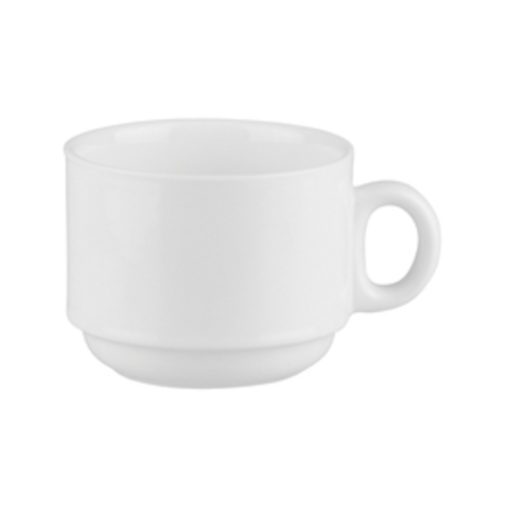 L.F Small Handle Stackable Tea Cup
