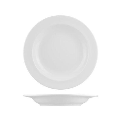 L.F Deep Wide Rim Pasta Bowls