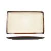 Uniq CreamBrown Rectangular Platters