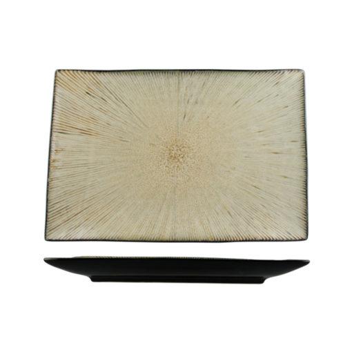 Uniq Zulu Rectangular Coupe Platters
