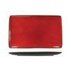 Uniq RedBlack Rectangular Platters