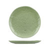 Uniq Jade Green Round Plates