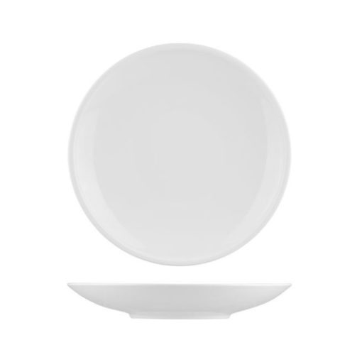 L.F Shallow Round Coupe Plates