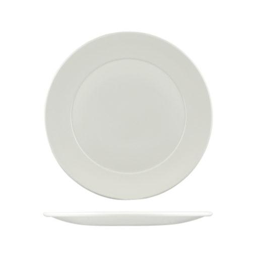 Mornington Wide Rim Round Plates