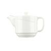 Brighton Swirl Finish Teapot