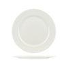Brighton Swirl Rim Round Plates