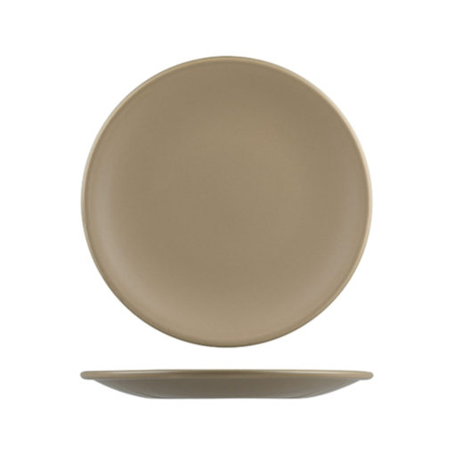 Round Coupe Plates 230mm