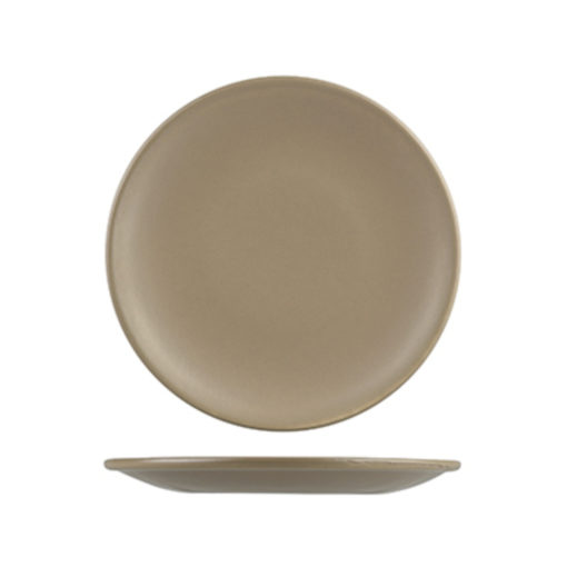 Round Coupe Plates 160mm