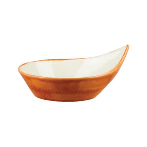 Natural Satin Leaf Dishes - Large