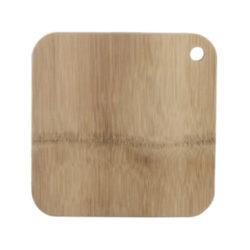 Square Bamboo Board