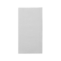 1 Ply Lunch Napkin - 18 Fold White