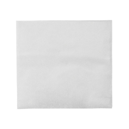 1 Ply Lunch Napkin - White