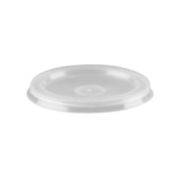 Small Souffle Cup Container Lids