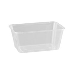 Rectangular Plastic Containers