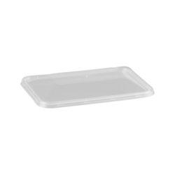 Rectangular Plastic Container Lids