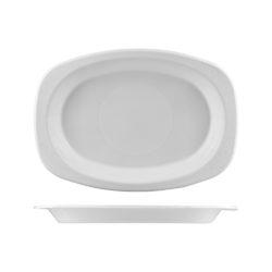 Oval Plastic Plates