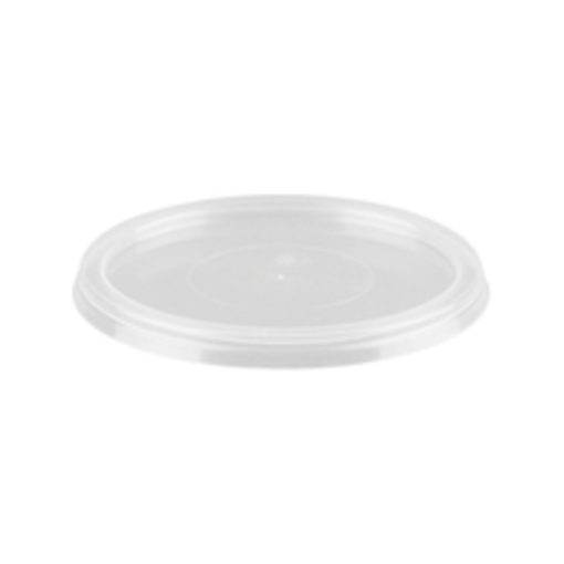 Small Round Clear Lids