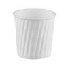 Ripple Wrap Cup - White