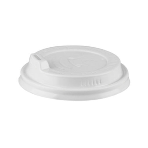 Ripple Wrap Sipper Lid - White