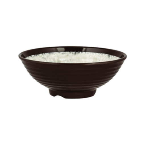 Cream Marble Interior Round Bowl