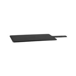 Matte Black Rectangular Paddle Board