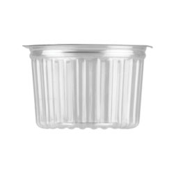Sho-Bowls with Hinged Flat Lid