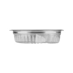 3 Compartment Sho-Bowl with Hinged Flat Lid